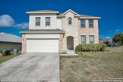 Converse Single Family Home New: 4027 Shervin Way