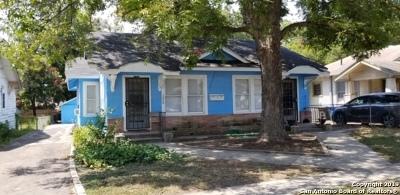 San Antonio Multi Family Home New: 1026 E Drexel Ave