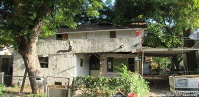 San Antonio Single Family Home New: 107 Weaver St