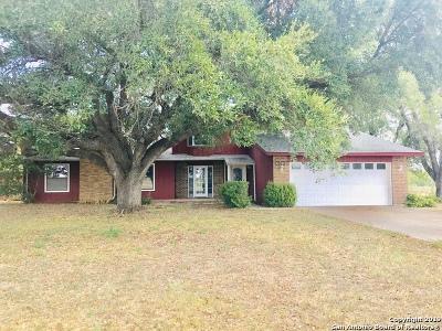 Atascosa County Single Family Home New: 1121 Hwy 97