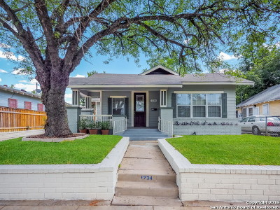Single Family Home New: 1734 McKinley Ave