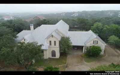 San Antonio Single Family Home New: 23003 Fossil Peak