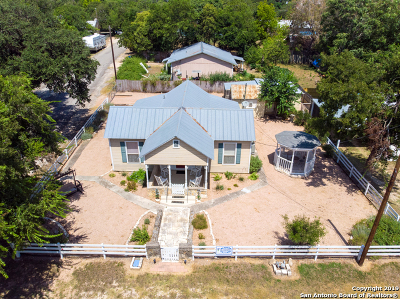 Bandera County Single Family Home Active Option: 903 Cypress St