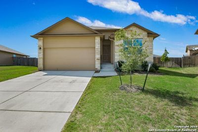 Schertz Single Family Home New: 12127 Remilly Way