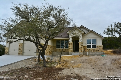 Canyon Lake Single Family Home New: 512 Primrose Path
