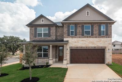San Antonio Single Family Home New: 5122 Agave Espada