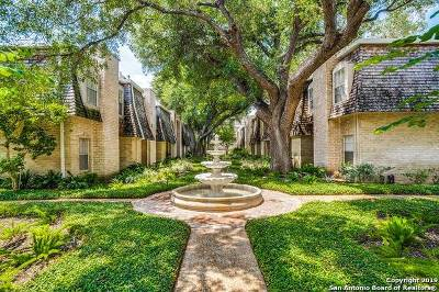 San Antonio Condo/Townhouse New: 7731 Broadway St #C214