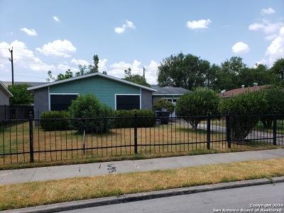 San Antonio Single Family Home New: 411 Imperial Blvd