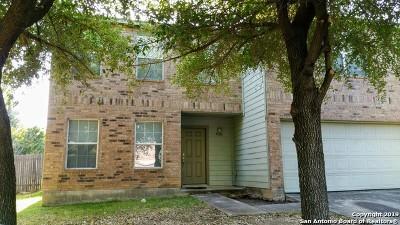 San Antonio Single Family Home New: 9006 Sycamore Cove