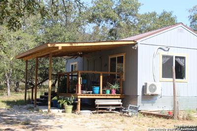 Seguin Single Family Home New: 272 Mesa Trail