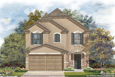 San Antonio Single Family Home New: 7203 Dulce Meadows