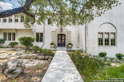 San Antonio TX Single Family Home New: $1,995,000