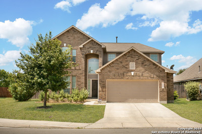 San Antonio Single Family Home New: 1807 Laivita Mist