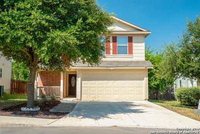 San Antonio Single Family Home New: 15935 Gino Park