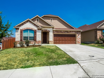 Cibolo Single Family Home New: 105 Landmark Pass