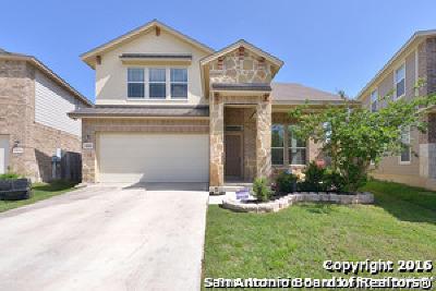 San Antonio Single Family Home New: 10010 Dawn Trail