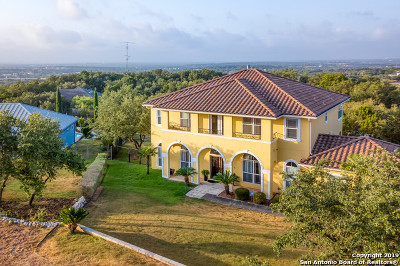 San Antonio Single Family Home New: 7610 Bluemist Mountain Rd