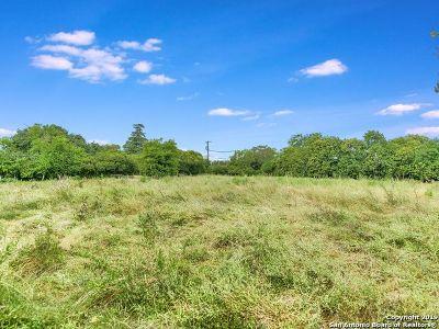 Boerne Residential Lots & Land New: 115 Stahl St