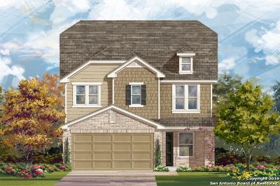San Antonio Single Family Home New: 7314 Palomino Bay