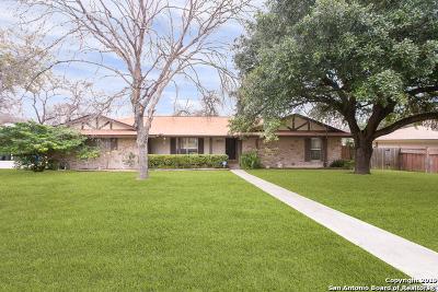 San Antonio Single Family Home New: 3651 Pinebluff Dr