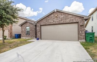 San Antonio Single Family Home New: 3519 Glacier Lk