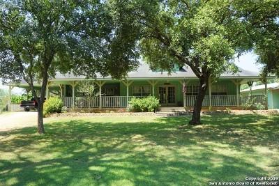 Atascosa County Single Family Home Active Option: 99 Bootleg Rd