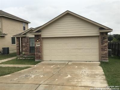 San Antonio Single Family Home New: 9259 Ingleton