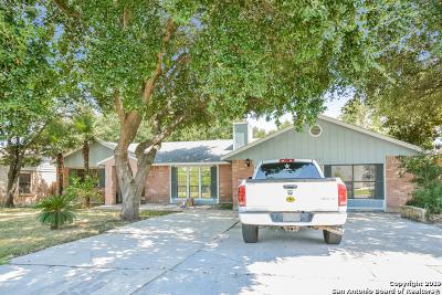 San Antonio Single Family Home New: 7408 Linkmeadow St