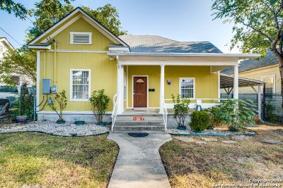 San Antonio Single Family Home New: 123 Park Ct