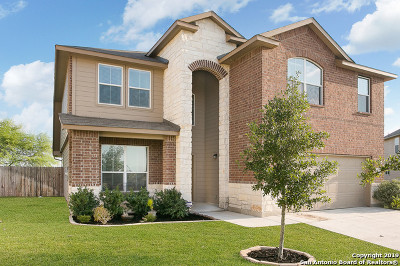 Cibolo Single Family Home New: 925 Pipe Gate