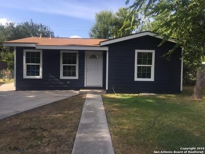 San Antonio Single Family Home New: 319 Kopplow Pl