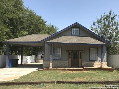 San Antonio Single Family Home New: 135 Esma St