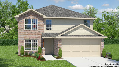 Bexar County Single Family Home New: 7443 Hercules Point