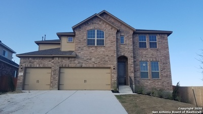 New Braunfels TX Single Family Home New: $359,990