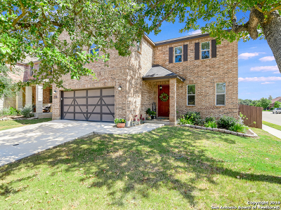 Boerne Single Family Home New: 140 Cold River