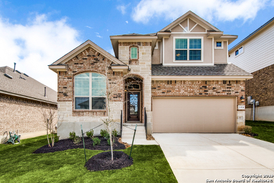 San Antonio Single Family Home New: 9008 E Shady Mountain