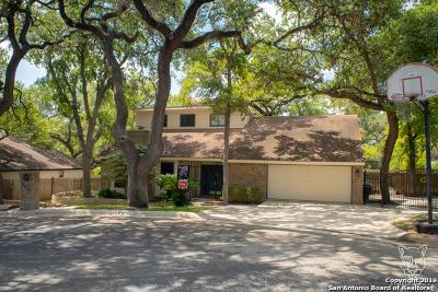 San Antonio Single Family Home New: 14427 Dark Star St