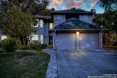 San Antonio Single Family Home New: 2138 River Hollow Dr