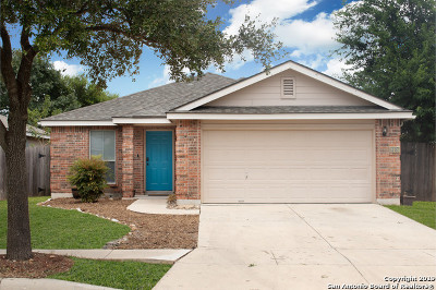 San Antonio Single Family Home New: 9406 Lilly Valley