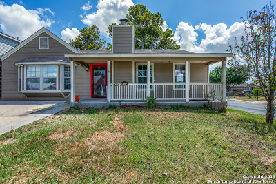 San Antonio Single Family Home New: 8774 Port Of Call Dr