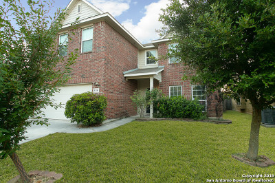 San Antonio Single Family Home New: 5130 Roan Brook