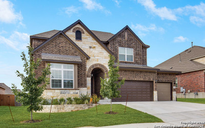 San Antonio Single Family Home New: 12718 Coal Mine Rise