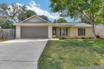 San Antonio Single Family Home New: 2503 Moss Branch