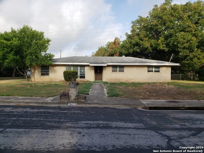 San Antonio Single Family Home New: 2723 Anna Mae Dr