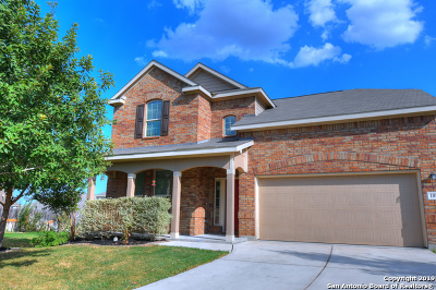 New Braunfels Single Family Home New: 1857 Strawcove