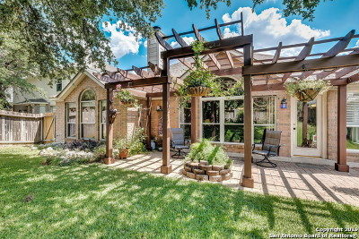 San Antonio Single Family Home New: 7923 Sierra Seco