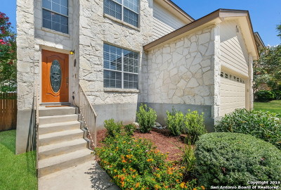 San Antonio Single Family Home New: 21414 Encino Caliza