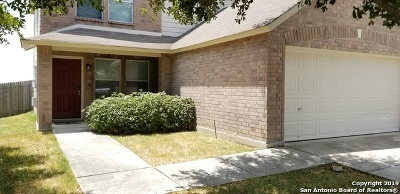Cibolo Single Family Home New: 109 Corral Fence