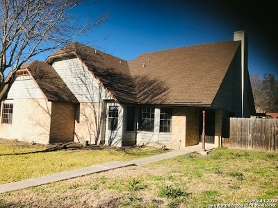 San Antonio Single Family Home New: 4431 Hilton Head St