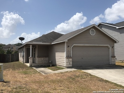 San Antonio Single Family Home New: 3518 Lantana Fls